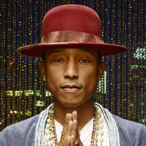 Pharrell Williams Booking Agent